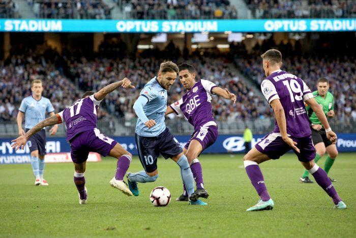 Soi kèo Sydney vs Perth Glory, 17h00 ngày 26/8, Play-off VĐQG Úc